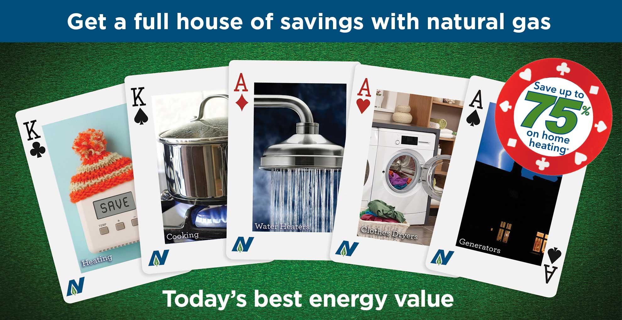 Natgas Saves
